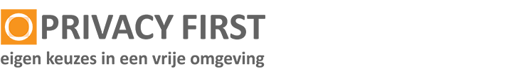 Privacy First Logo